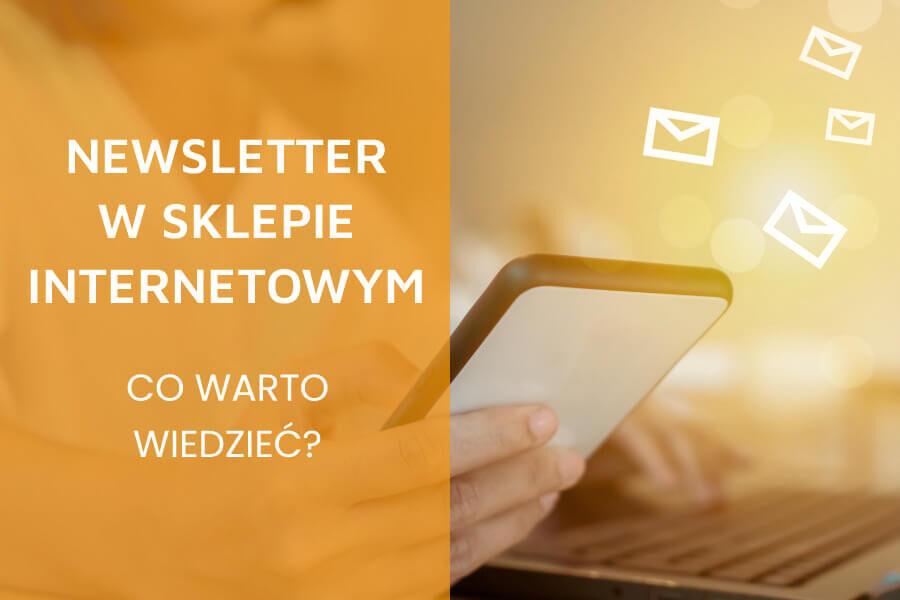 Newsletter w sklepie internetowym